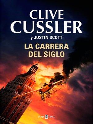 cover image of La carrera del siglo (Isaac Bell 4)