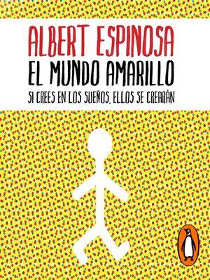 cover image of El mundo amarillo