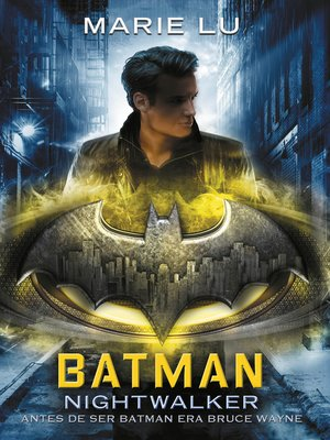 cover image of Batman: Nightwalker
