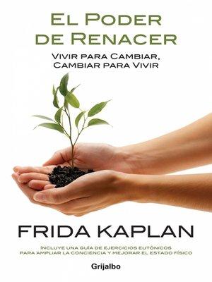 cover image of El poder de renacer