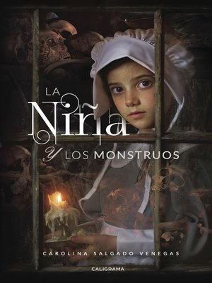 cover image of La niña y los monstruos
