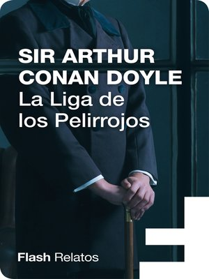 cover image of La Liga de los Pelirrojos (Flash Relatos)