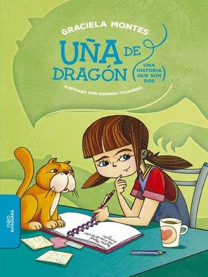 cover image of Uña de dragón