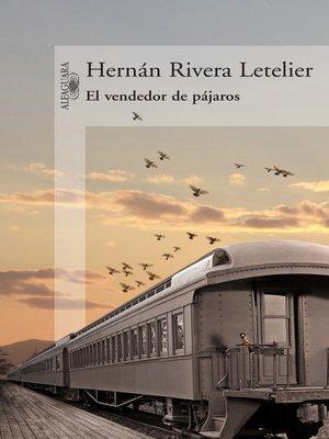 cover image of El vendedor de pájaros