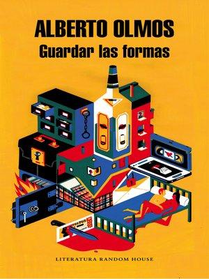 cover image of Guardar las formas