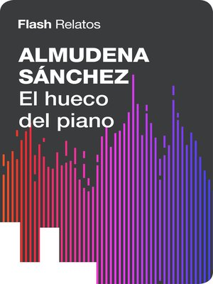 cover image of El hueco del piano