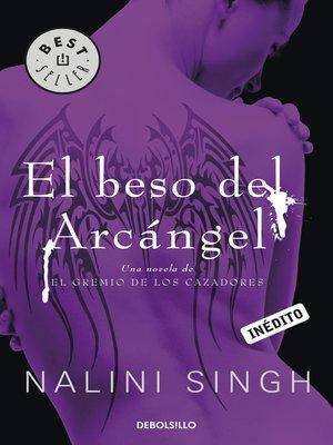cover image of El beso del arcángel