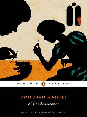 cover image of El conde Lucanor (Los mejores clásicos)