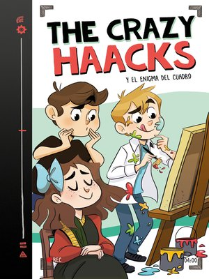 cover image of The Crazy Haacks y el enigma del cuadro