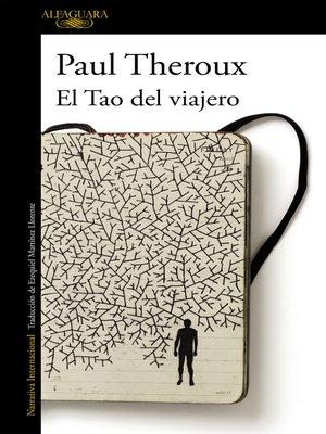 cover image of El Tao del viajero