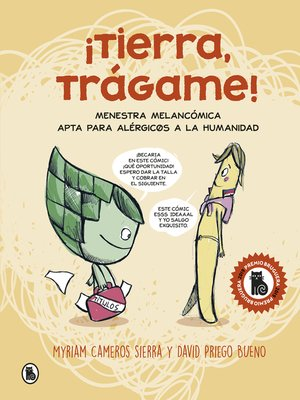 cover image of ¡Tierra, Trágame!