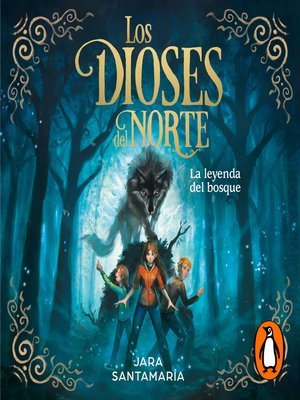 cover image of Los dioses del norte
