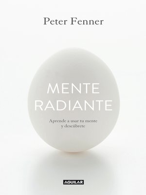cover image of Mente radiante