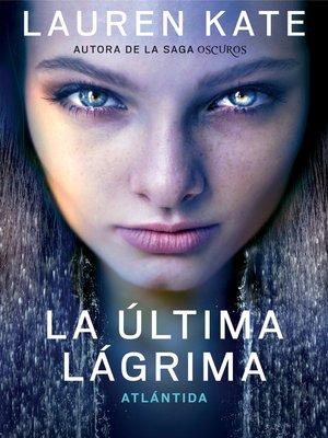 cover image of Atlántida (La última lágrima 2)