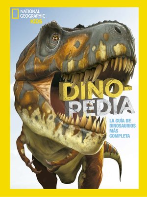 cover image of Dinopedia