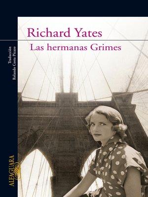 cover image of Las hermanas Grimes