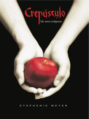 cover image of Crepúsculo
