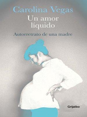cover image of Un amor líquido