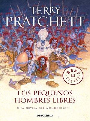 cover image of Los Pequeños Hombres Libres (Mundodisco 30)