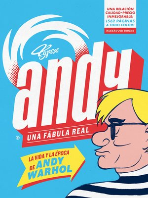 cover image of Andy. Una fábula real