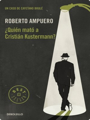 cover image of ¿Quien mato a Cristian Kustermann?