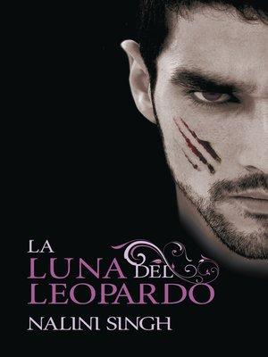 cover image of La luna del leopardo (Psi/Cambiantes 4)