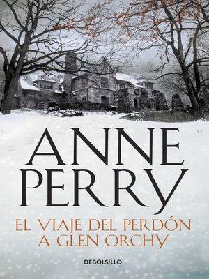 cover image of El viaje del perdon a Glen Orchy (Historias navideñas)