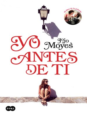 cover image of Yo antes de ti