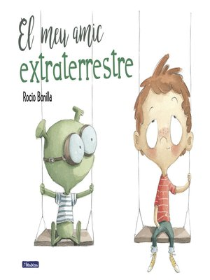 cover image of El meu amic extraterrestre