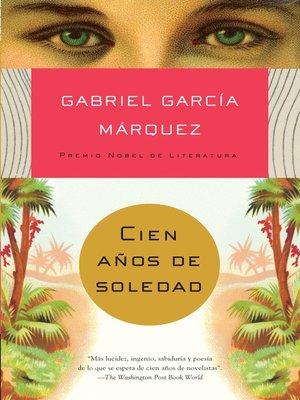 cover image of Cien años de soledad