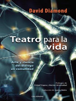 cover image of Teatro para la vida