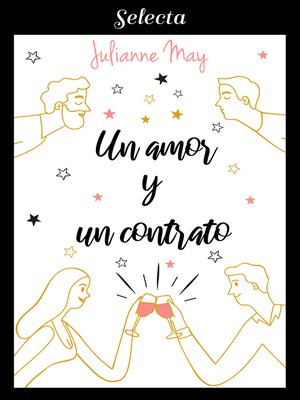 cover image of Un amor y un contrato