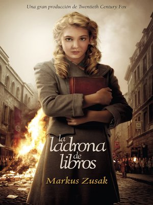 cover image of La ladrona de libros