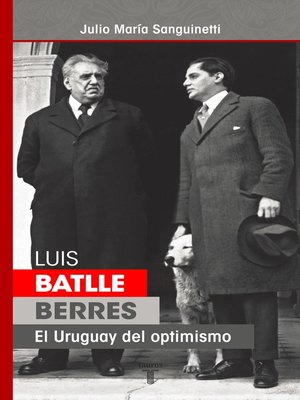 cover image of Luis Batlle Berres