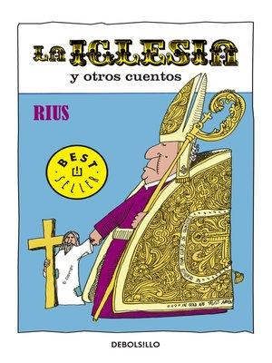 cover image of La iglesia y otros cuentos