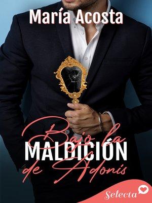 cover image of La maldición de Adonis