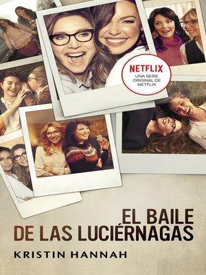 cover image of El baile de las luciérnagas
