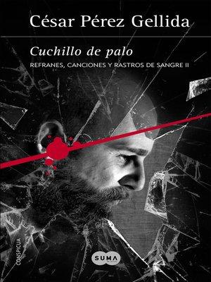 cover image of Cuchillo de palo