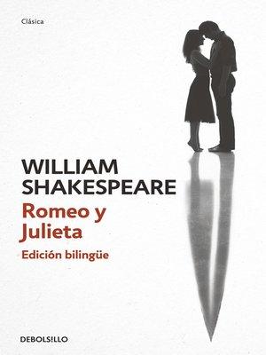 cover image of Romeo y Julieta (edición bilingüe)