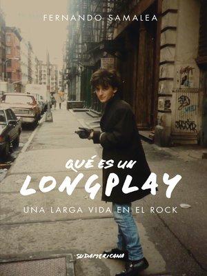 cover image of Qué es un Long Play