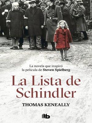 cover image of La lista de Schindler