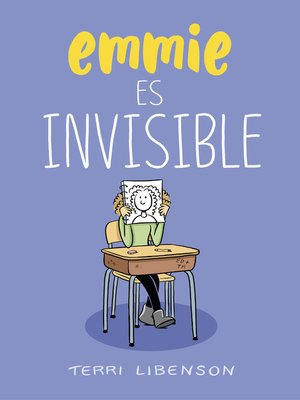 cover image of Emmie es invisible