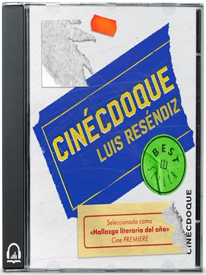 cover image of Cinécdoque