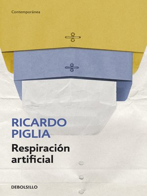 cover image of Respiración artificial