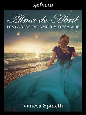 cover image of Alma de abril