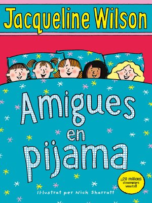 cover image of Amigues en pijama