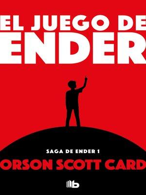 cover image of El juego de Ender (Saga de Ender 1)