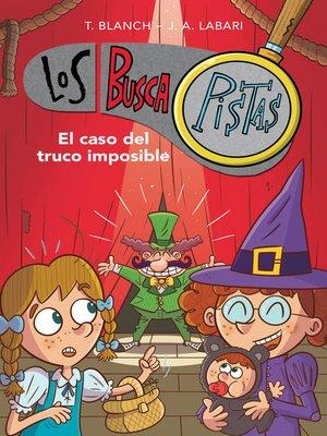 cover image of El caso del truco imposible