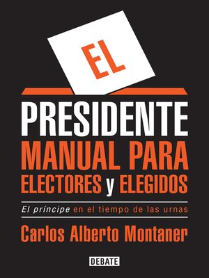 cover image of El presidente