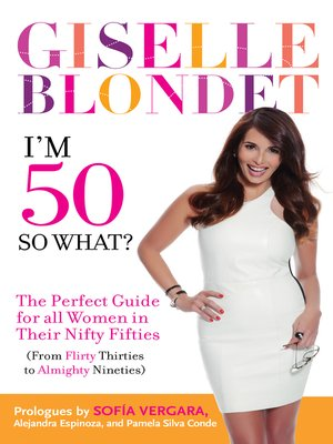 cover image of I'm 50... So What?